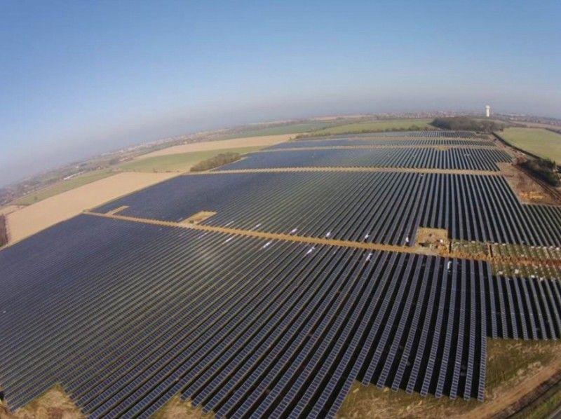 SolarPower Europe UK Installed 3.5 GW Of Solar PV In 2015