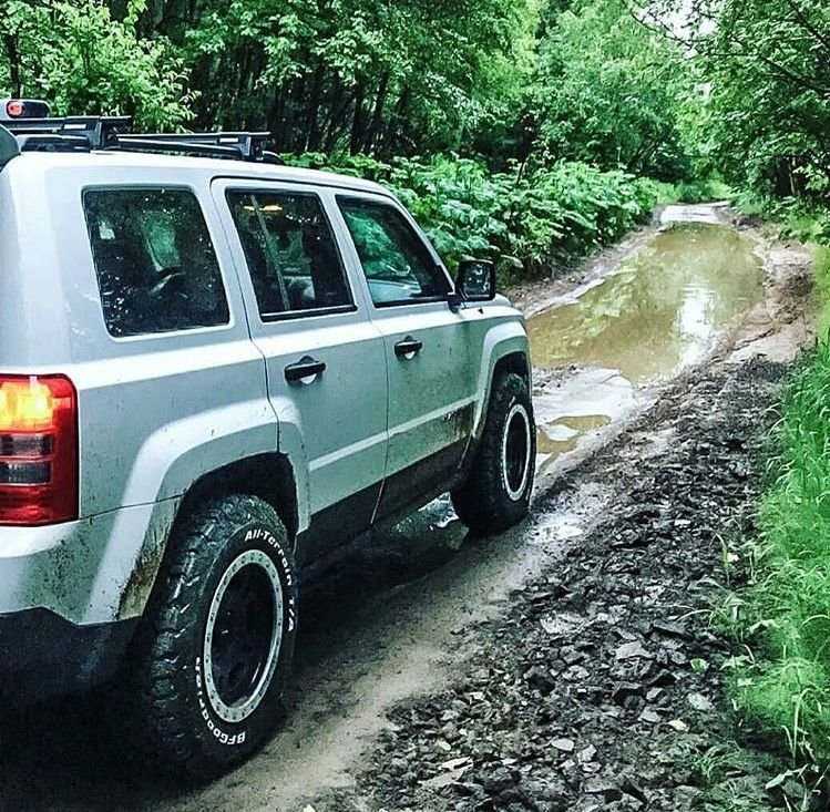 Jeep Patriot No Lift Jeep Patriot Jeep Suv Jeep Patriot Lifted