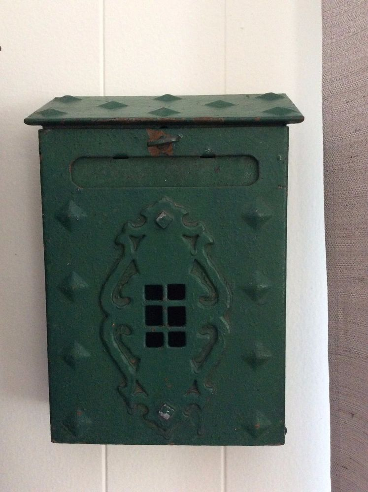 Vintage 1920 S Wall Mounted Mission Arts Amp Crafts Green