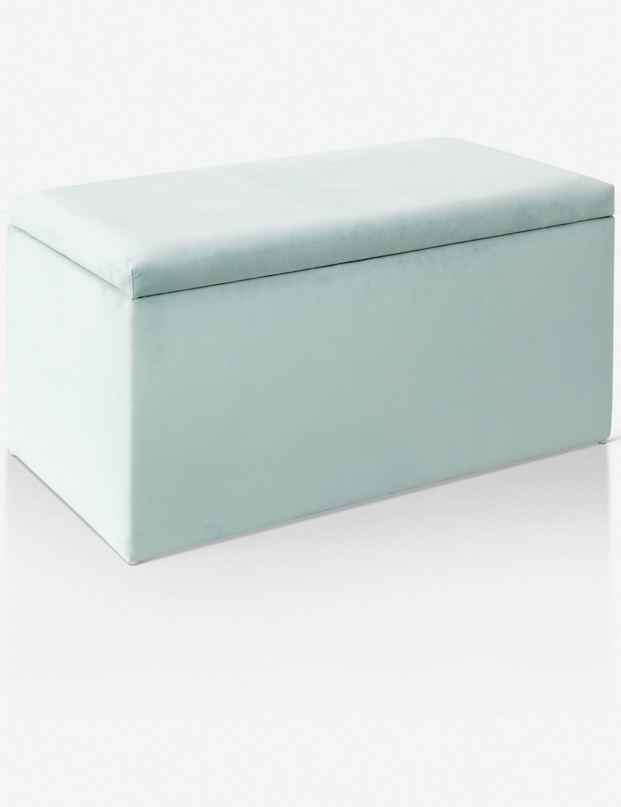 Cullen Kids Storage Bench Velvet Pool Kids Storage Bench Kids Storage Stylish Storage Solutions