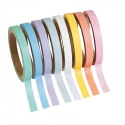 #BUY Pastel Solid Washi Tape Set x8 for your #wedding here: http://shop.weddingandweddingflowers.co.uk/index.php?id_product=92&controller=product