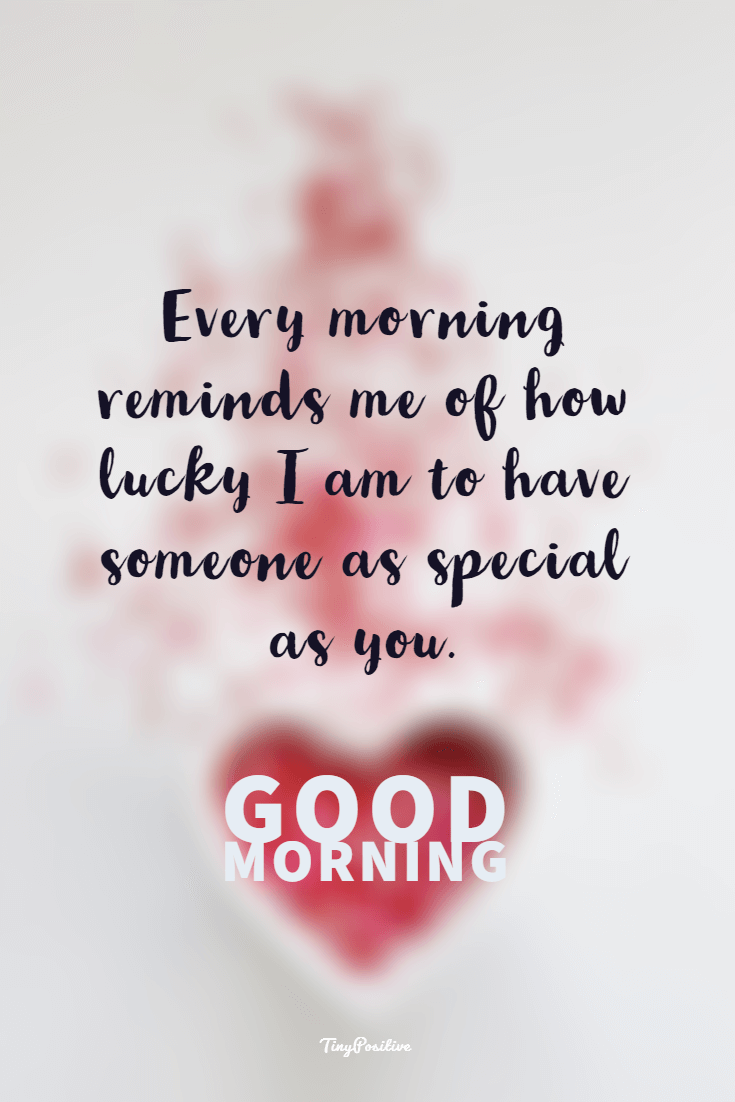 60 Really Cute Good Morning Quotes for Her & Morning Love Messages ...