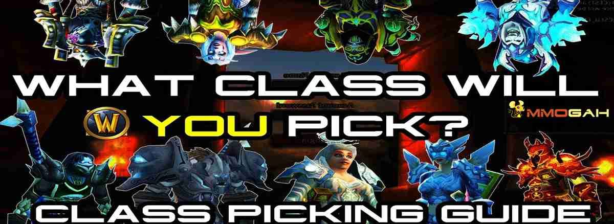 WoW Classic Classes Picking Guide (With images) Dark