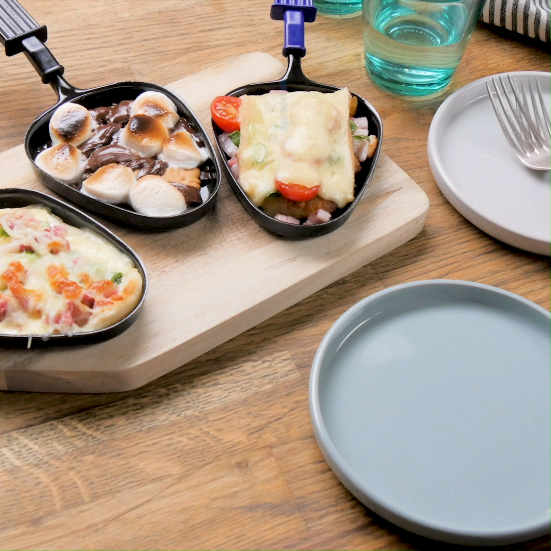 Rezept: Raclette-Variationen