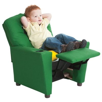 John Deere Kids Recliner 99 88 Ouch Well It Was A Good Idea Ck
