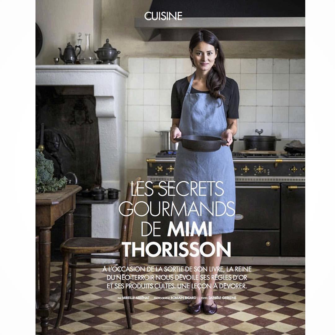 Mimi thorisson sur instagram new in elle france feature for La table de mimi