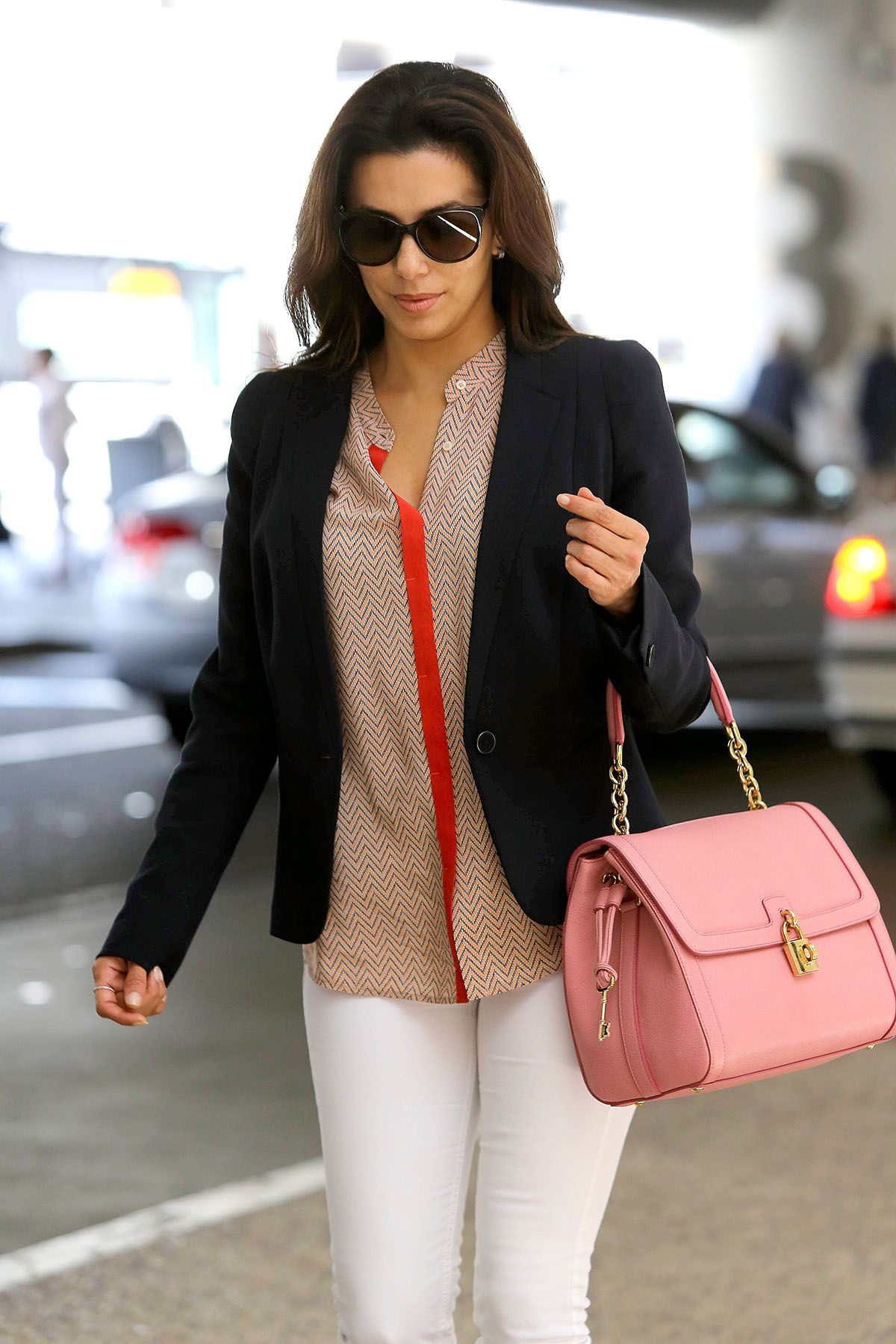 Style Watch Celebrity Streetstyle 19 Spring Street Style Eva Longoria And Street Styles
