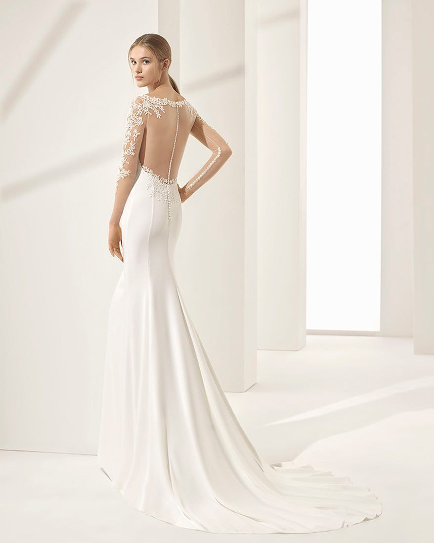 Classic brides we found your dress see rosaclaraus
