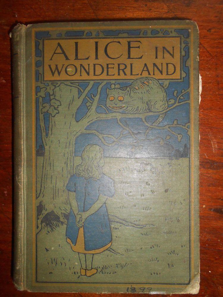 Lewis Carrroll Aliceu0027s Adventures In Wonderland