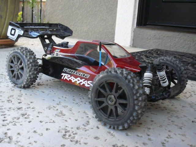 Converting my 4x4 ultimate to a buggy  | RC NITRO BUGGY'S