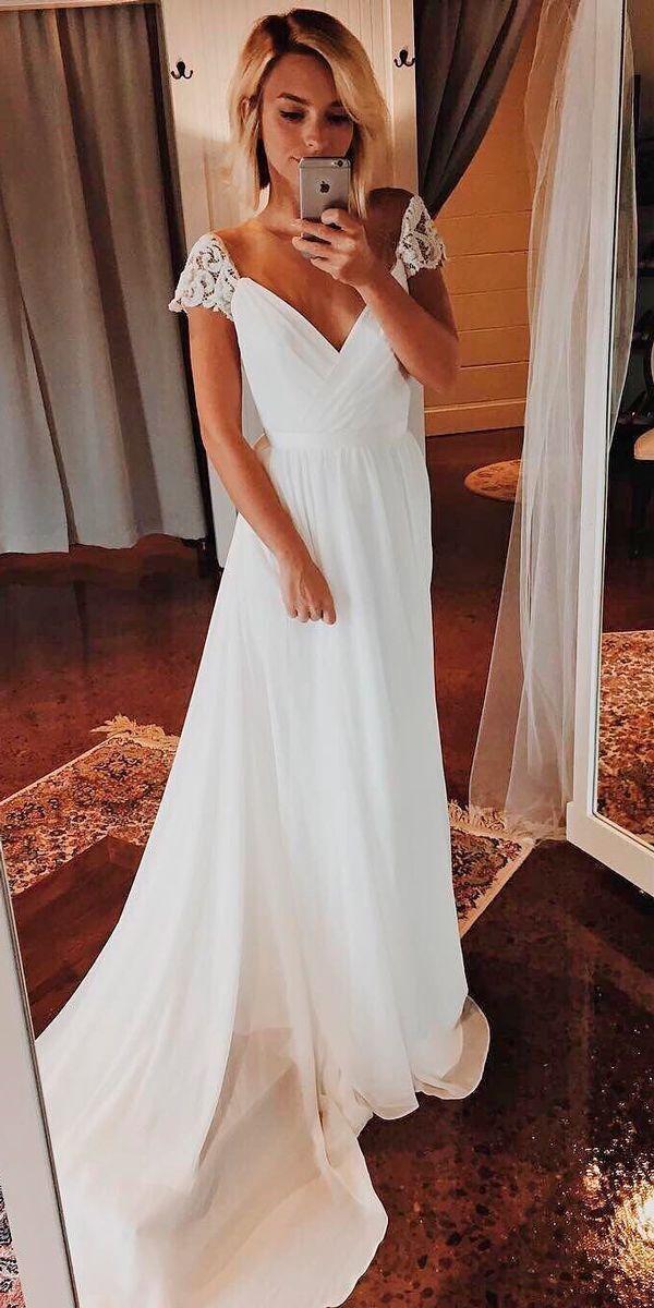 30 wunderschöne Brautkleider von Top-Designern aus den USA   – Sommerhochzeit -…