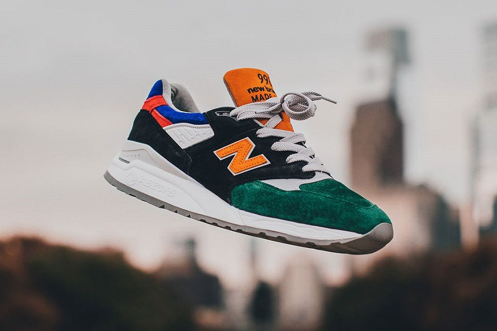 8ae313184e758 DTLR VILLA New Balance 998 Four 4 Four philadelphia exclusive 2018 october  release date info details buy purchase price cost green white black blue  red ...