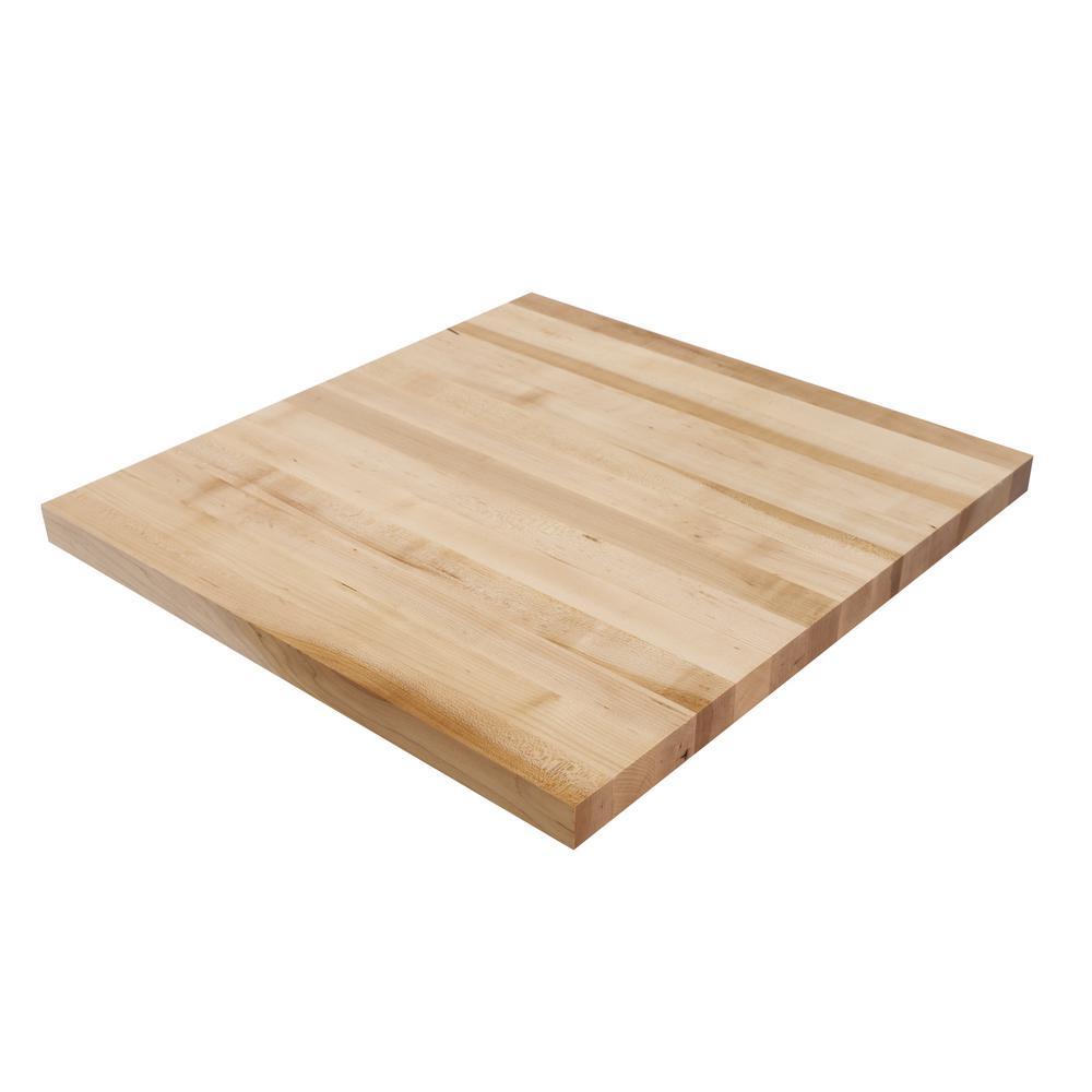 Swaner Hardwood 10 Ft L X 2 Ft 1 In D X 1 5 In T Butcher Block