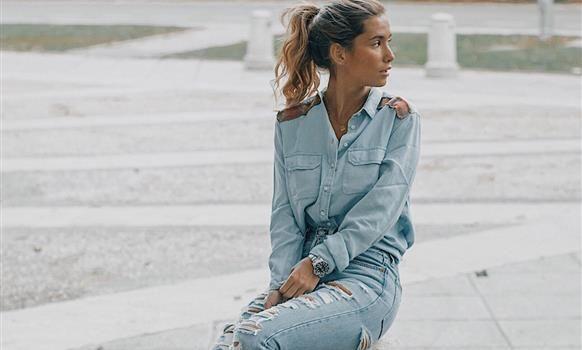 Photo of Guida per indossare pantaloni strappati con stile in primavera