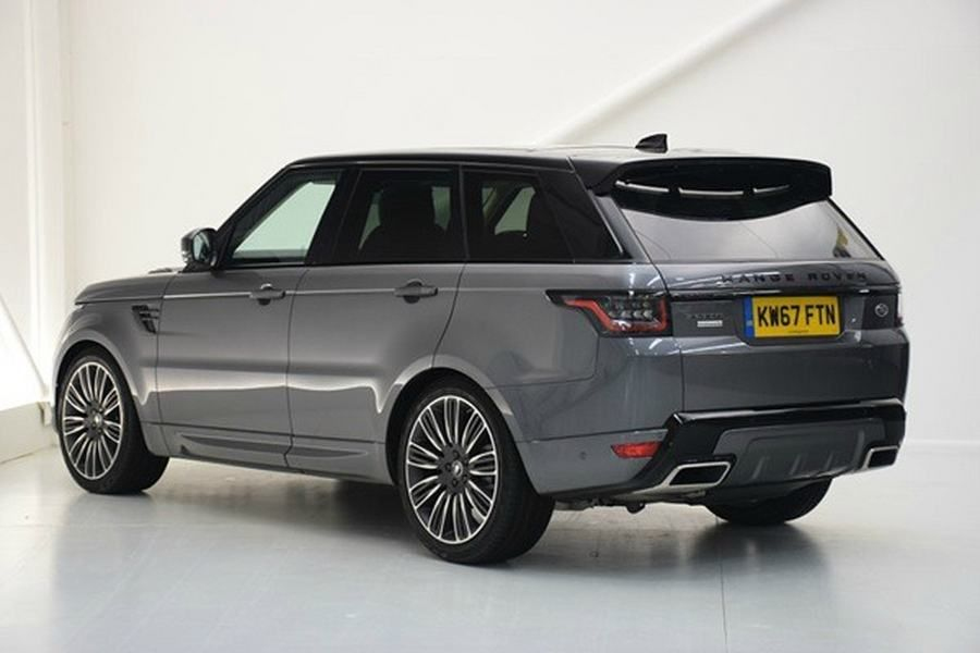 2018 Approved Used Range Rover Sport 3 0 Sdv6 306hp For Sale From Guy Salmon Land Rover In Northampton Used Range Rover Range Rover Range Rover Sport