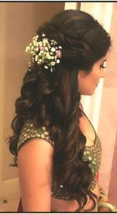 Photo of #hairstyles  #indian  #wedding #Indian #Wedding Hairstyles I…