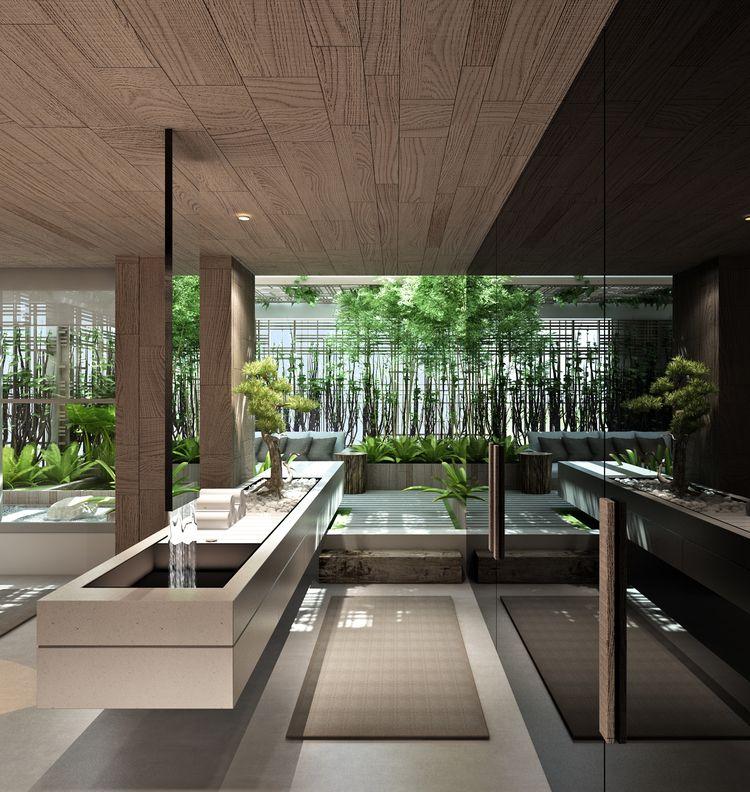 Ultra Luxury Apartment Design: Penthouse Starhill — MIA Design Studio In 2019