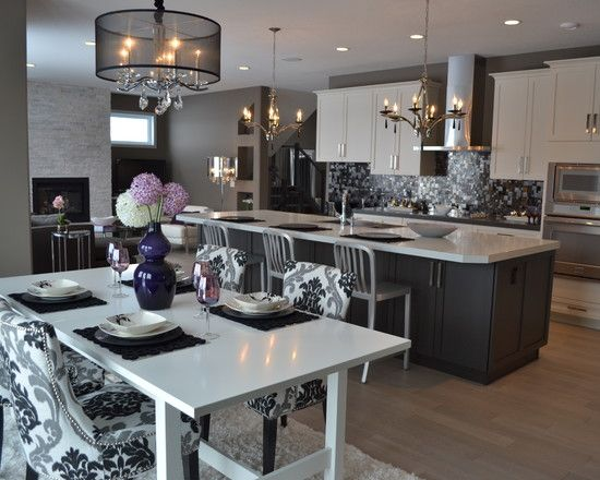 Contemporary Kitchen Design Pictures Remodel Decor And Ideas Amazing Modern Kitchen Remodel Decoration