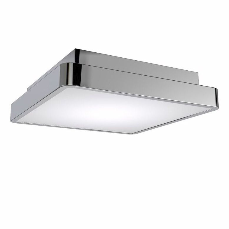 Surface Led Ceiling Flush Mount A Low Profile Flush Mount With