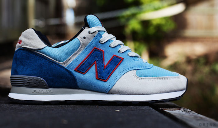 Custom New Balance 574 Sneakers