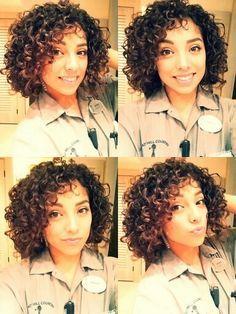 3b Curly Haircuts Google Search Short Natural Hair