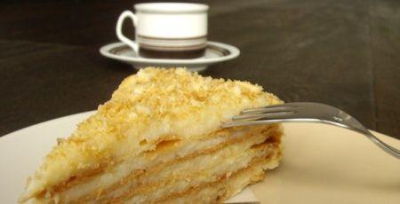 Папирус торт рецепт пошагово в домашних условиях