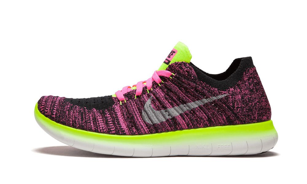 online store ad2ad d61b1 NIKE FREE RN FLYKNIT GS YOUTH ATHLETIC SHOES 834363-600 NEW ...