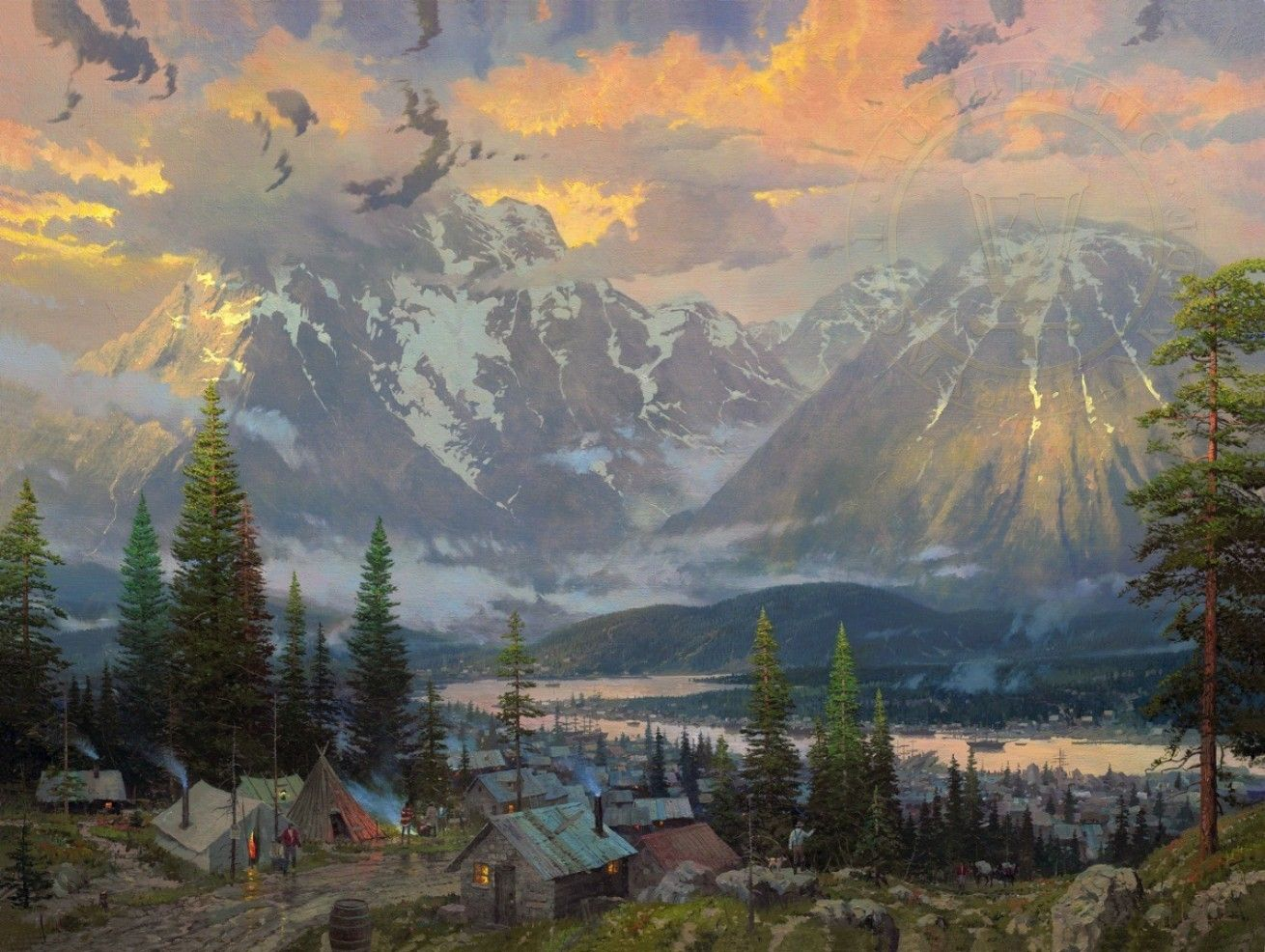 Great North | The Thomas Kinkade Company