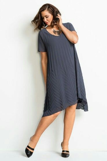 Discover ideas about Woman Style. Sara Pleat Dress ... 34b8325e6