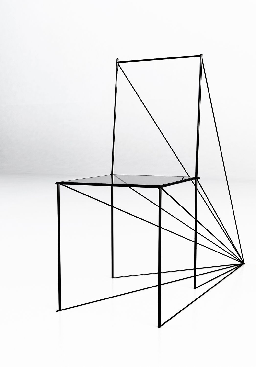 Perspective Chair | Artem Zigert