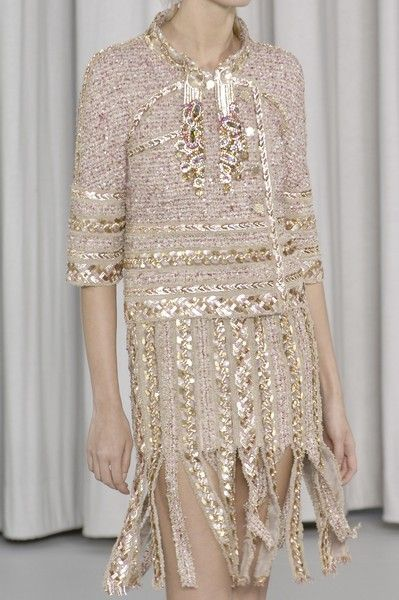 Chanel - Haute Couture - Spring / Summer 2007 - Details