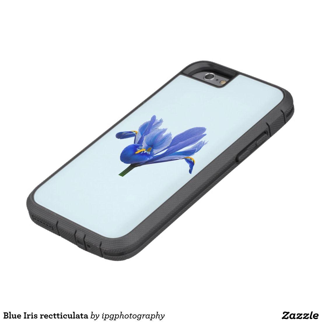 Blue iris rectticulata tough xtreme iphone 6 case this floral design blue iris rectticulata tough xtreme iphone 6 case this floral design features a flower of the izmirmasajfo