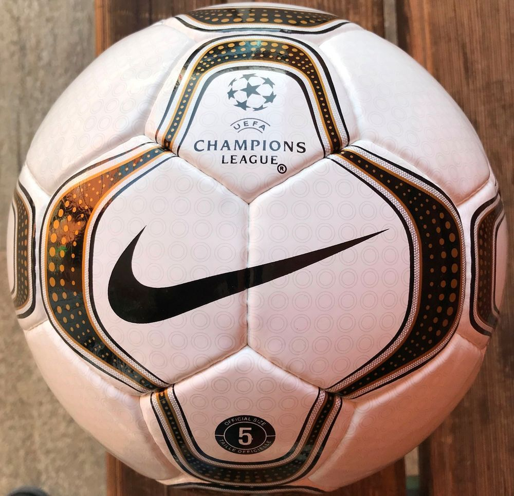 Nike Geo Merlin Champions League 99 2000 Gold size 5 Reissue (eBay Link) 52a80338e50c2
