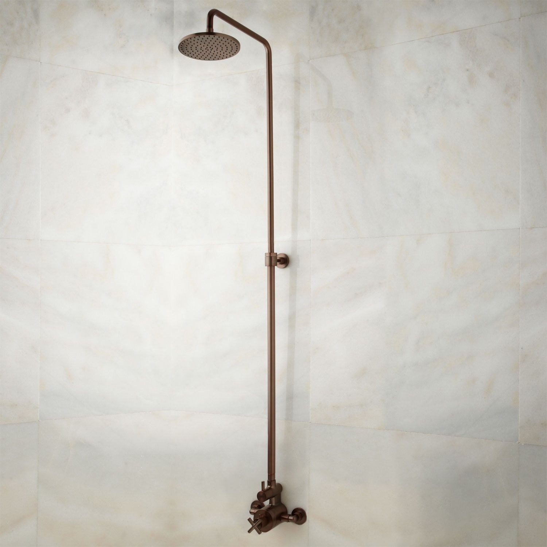 Callas Thermostatic Shower - 1/2\