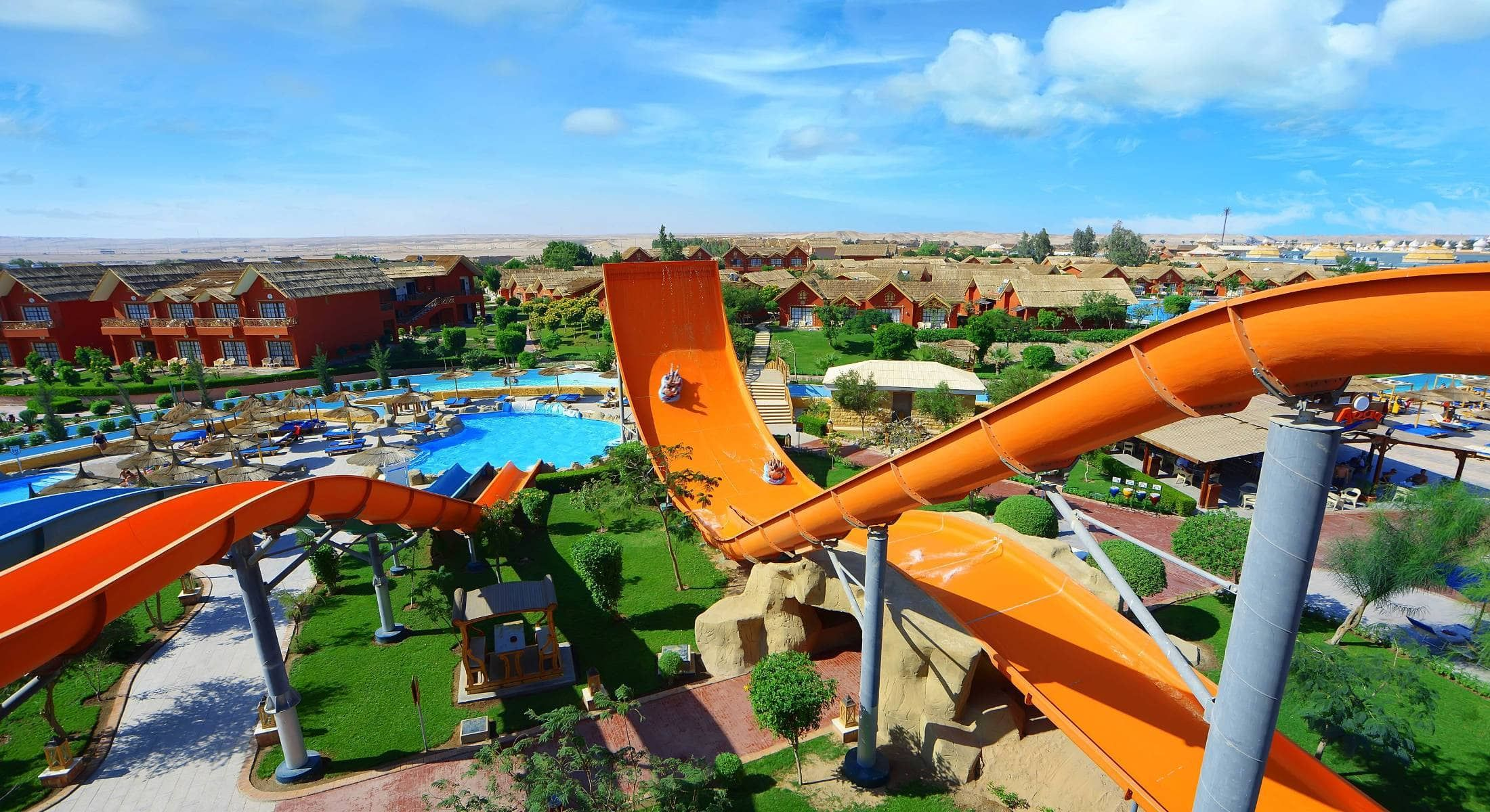Waterpark Jungle. Hurghada - a paradise in Egypt 75