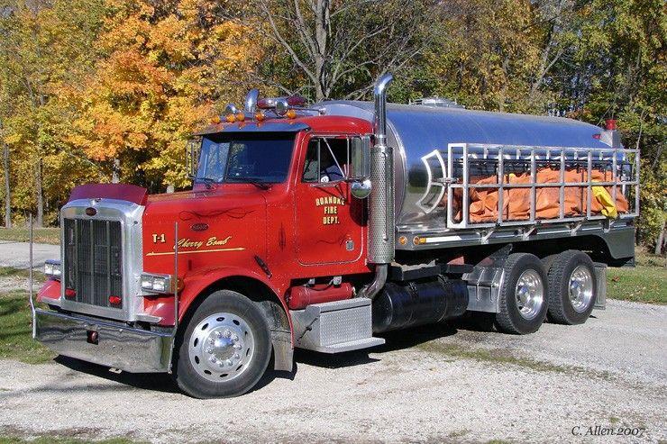 Park Art|My WordPress Blog_200 Gallon Pickup Truck Water Tank