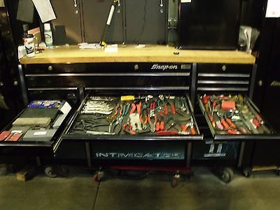 Master-mechanic-tool-set-mostly-snap-on-Mac-Cornwell-and