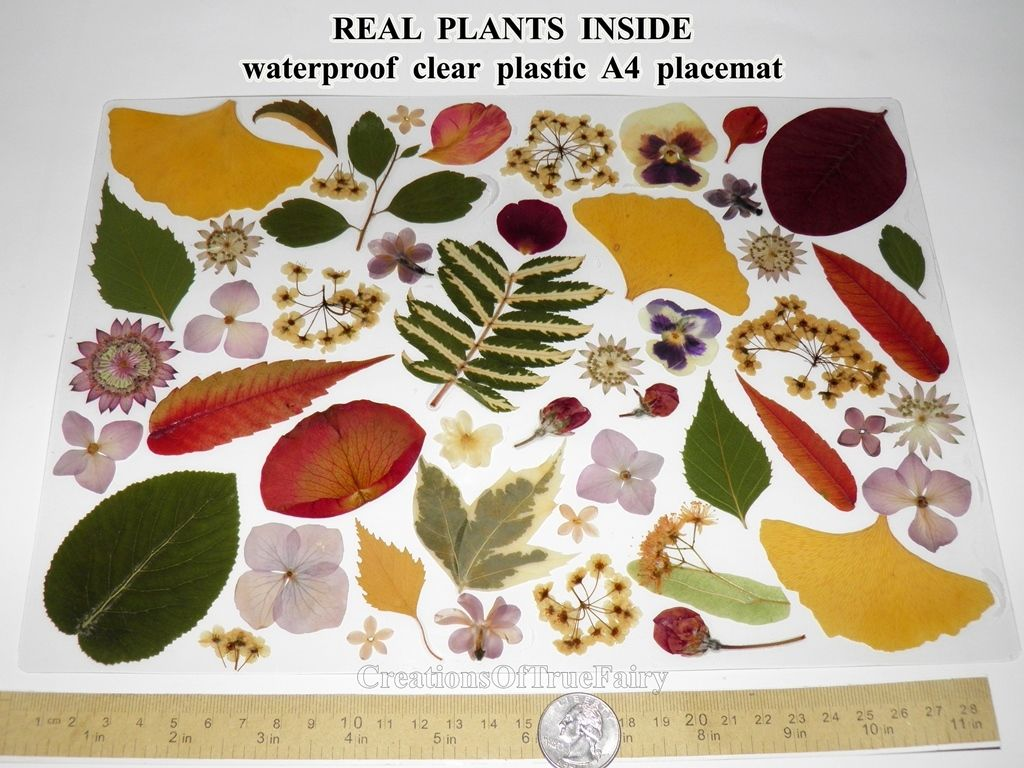 Rectangle Placemat Green Yellow Red Leaves Table Mat Floral Etsy Floral Placemats Modern Table Decor Placemats
