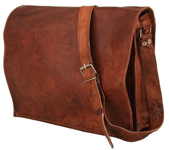 Bohemian Style Leather Satchel Crossbody leather laptop bag ...