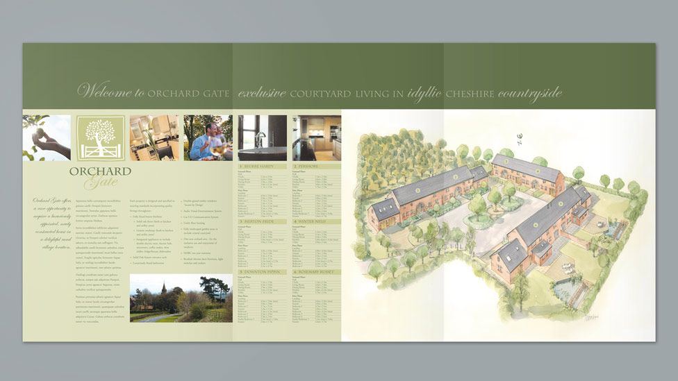 Property Brochure Design  Brochure    Brochures And