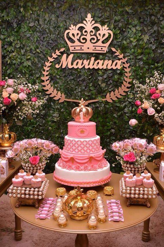 Ideas para un cumpleaños con temática de la realeza | Ideas para ...