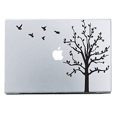 moonlight night apple mac decal skin sticker cover for amazon co uk