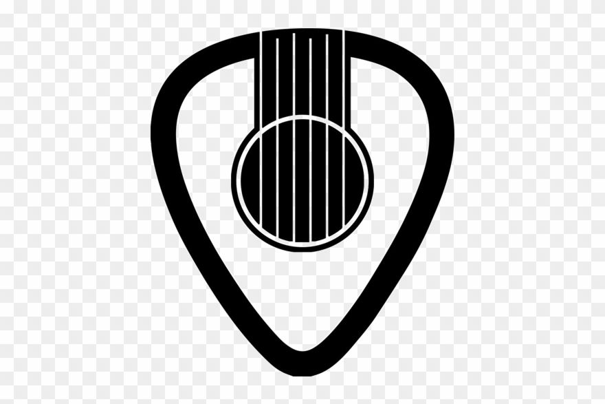 Download Hd Sound Tattoo Picks Guitar Pick Acoustic Hole Clipart Logo Pick Guitar Png Transparent Png And Use The Free Cli Clip Art Guitar Pick Free Clip Art