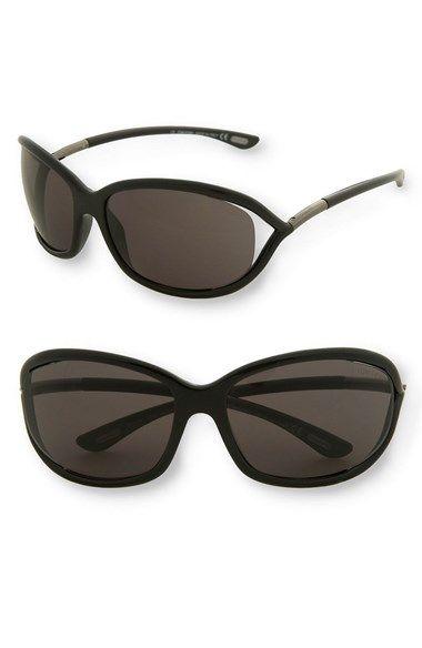 8e98f0383b7b Tom Ford  Jennifer  61mm Oval Frame Sunglasses