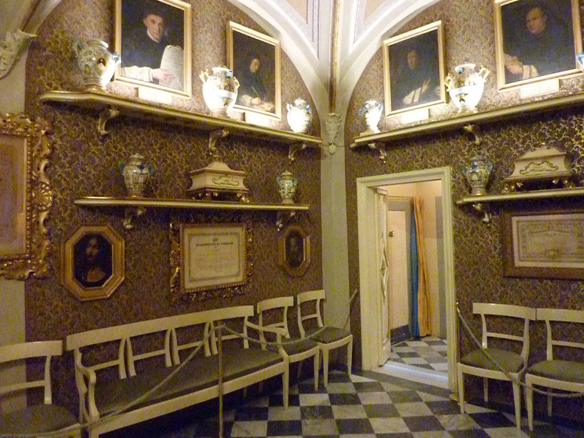 Salle musée 2 - Pharmacie Novella - Florence