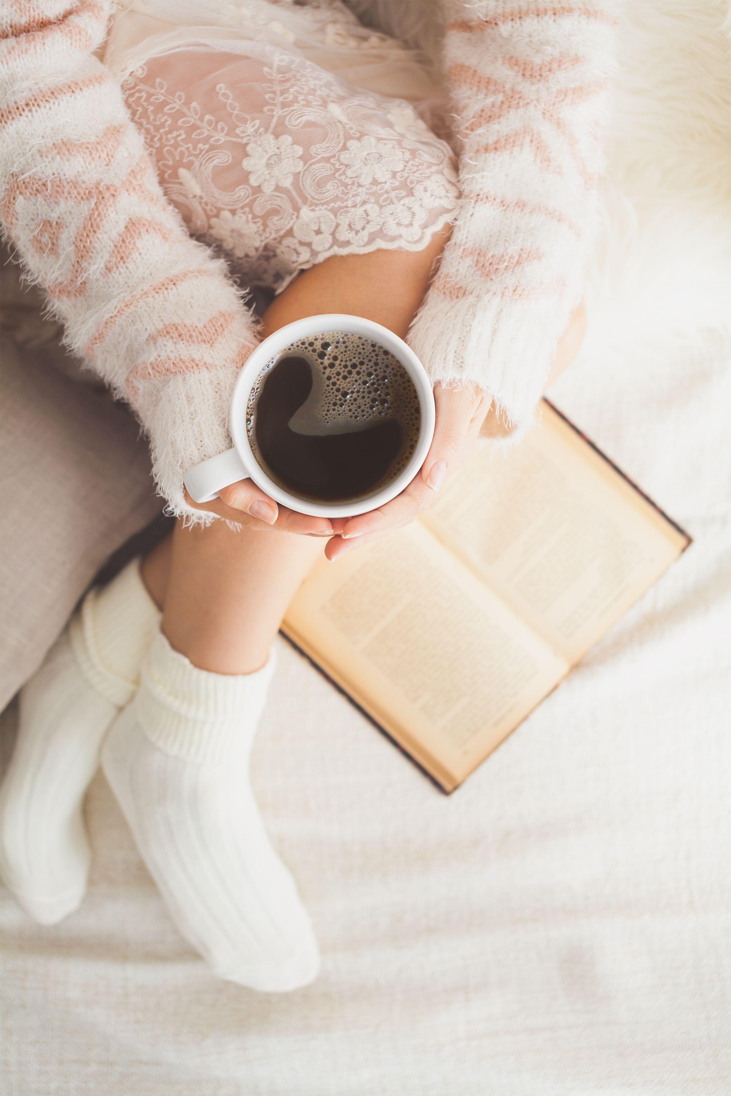 cozy & relaxed. | Fluffy blankets, Organic coffee, Fluffy socks