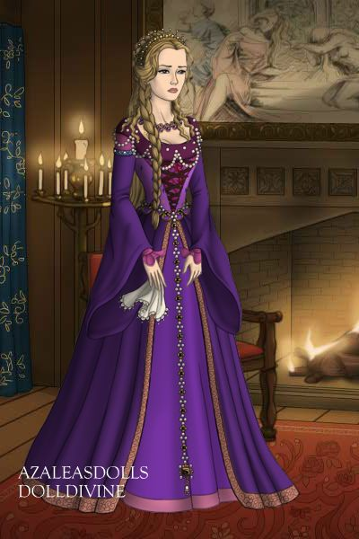 3585ea12f9a7 Rapunzel Doll Divine - Dress Up Games