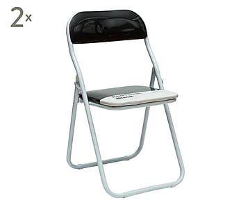 Sedie Pieghevoli Imbottite : Sedie pieghevoli moderne excellent set sedie pieghevoli imbottite