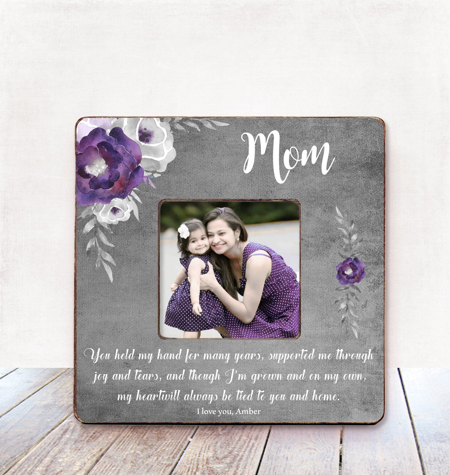 Mothers day gift from daughter gift for mom daughter gift