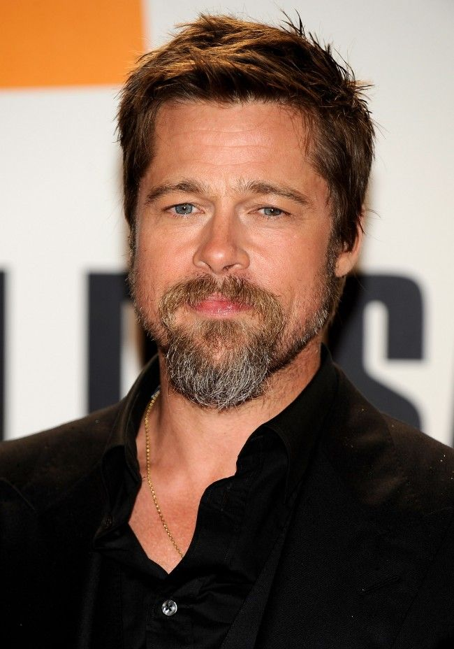 Brad Pitt Hairstyles Brad Pitt Hairstyles They Change But He Just Improves With Age